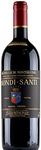 Biondi Santi Brunello di Montalcino Riserva Greppo 2004