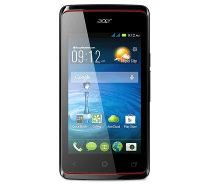 Acer Liquid Z200Duo 4GB schwarz–Smartphone (Dual SIM, Android, Edge, GPRS, GSM, HSDPA, HSUPA, Stange, Mediatek)