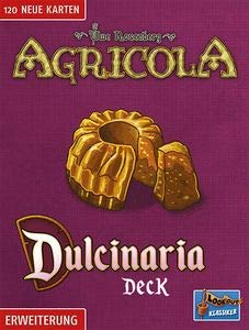 Agricola: Dulcinaria Deck Expansion New York
