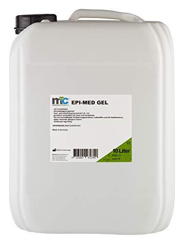 IPL Gel Epimed, IPL Kontaktgel für Laser-Haarentfernung, 10 Liter