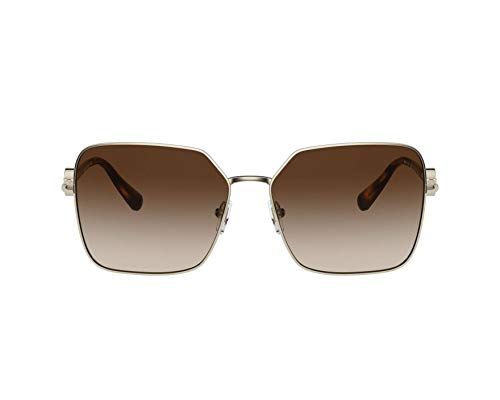 Gafas de Sol Versace ENAMEL MEDUSA VE 2227 Pale Gold/Brown Shaded 59/15/140 mujer