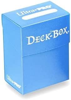 Ultra PRO Standard Deck Box, 80-Count, Light Blue