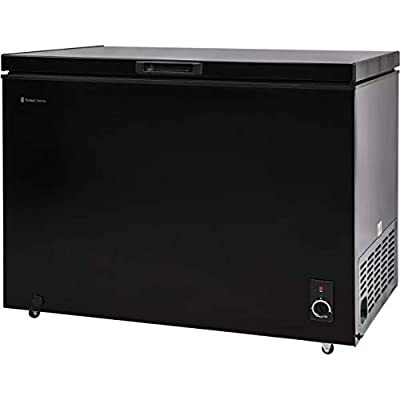 Russell Hobbs RHCF292B 105.5cm Wide 292 Litre Chest Freezer - Black