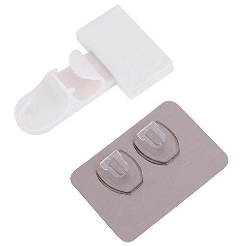 Wastafelrek badkamer toilet sterke hangende kaptafel haak 1pc (wit), 1 stuk Wastafel rek badkamer toilet sterke hangende kaptafel haak (wit)