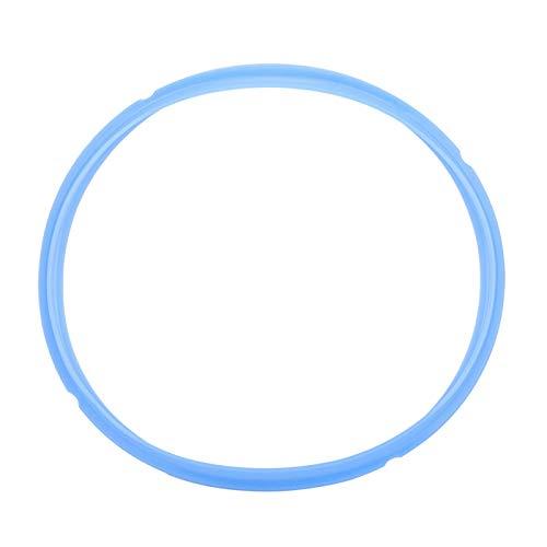 Anillo de sellado de silicona, olla a presión reemplazable Anillo de sellado de silicona 6/8 Qt Accesorios de anillo de sellado(8Qt azul)