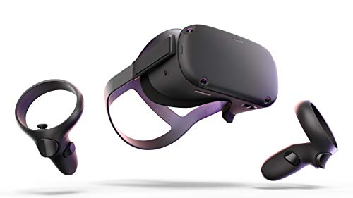 Visores gamer de realidad Virtual Oculus Quest All-in-one VR Gaming Headset – 128GB – 128GB Edition