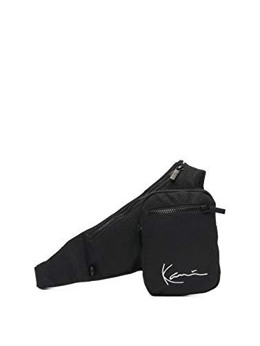 Karl Kani borsa tracolla Signature Block Body Bag black
