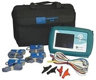 Dranetz DBEP550-4 Energy Platform EP1 Power Analyzers/Datalogger with 4X 1-100A CT's