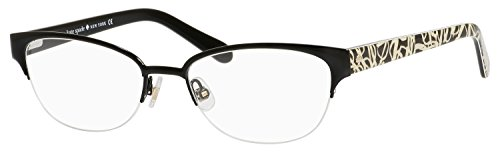 Kate Spade Shayla Eyeglasses-0W33 Black/Glasses -51mm