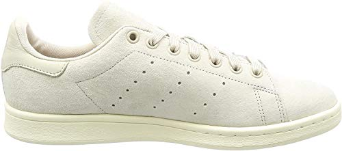 Adidas Stan Smith, Scarpe da Ginnastica Basse Uomo, Marrone (Clear Brown/Clear Brown/Clear Brown 486), 45 1/3 EU