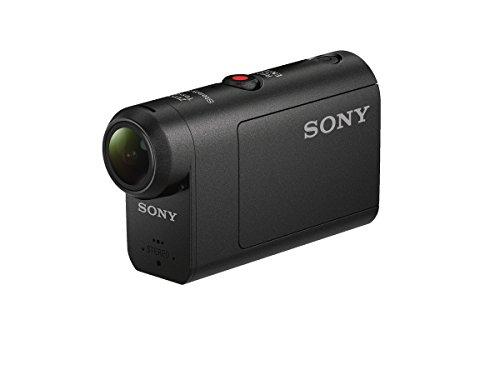 Schwarz Sony Action Cam hdr-as50mit 64GB MicroSD Karte