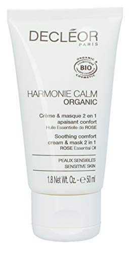 Decléor Harmonie Calm Organic Soothing Comfort Cream and Mask 2 in 1