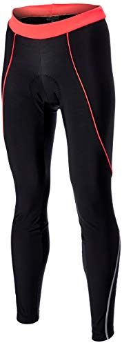 Zero RH+ Icd0608 90Exs, Reflex Bibtight Donna, Black/Psycho Red, XS