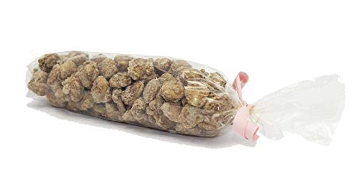 Almendras Garrapiñadas con Canela 1KG a granel - Ingredientes: Almendra marcona y azúcar caramelizado