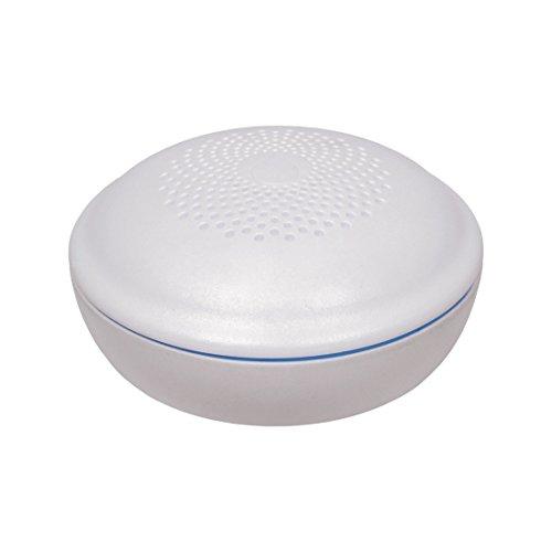 ELRO Connects FW3801R Funk Wassermelder, Weiß