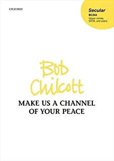 Make us a channel of your peace