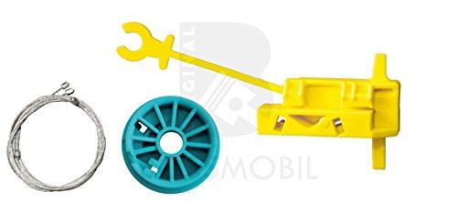 Bossmobil DUCATO (230, 230L, 230P, 244, Z_), Delantero izquierdo, kit de reparación de elevalunas eléctricos