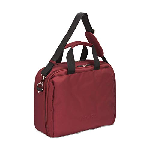Picard Notebook Laptoptasche II 40 cm, Rot, one size