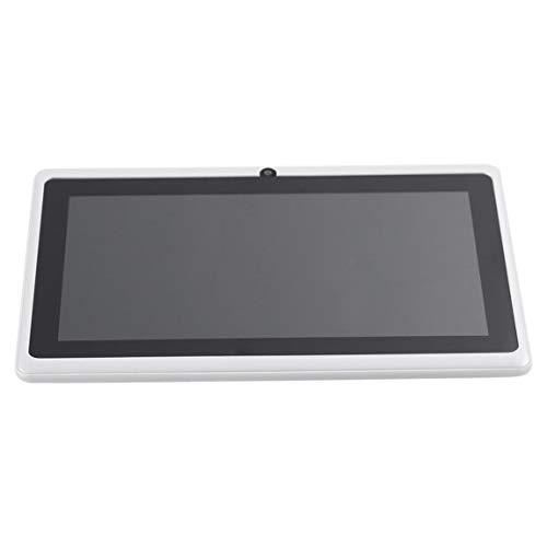 SeniorMar-UK 7-Zoll-Quad-Core-Tablet-Computer Q88h All-in-A33 für Android 4.4wifi Internet 512 MB 4 g / 8 g Praktisch