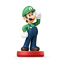 Luigi's Mansion Amiibo