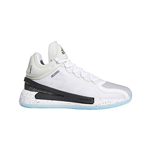 adidas D Rose 11, Zapatillas de Baloncesto Unisex Adulto, FTWBLA/NEGBÁS/GRIORB, 39 1/3 EU