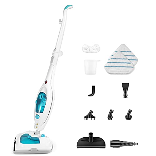 Steam Mop, Mops for Floor Cleaning 12 in...