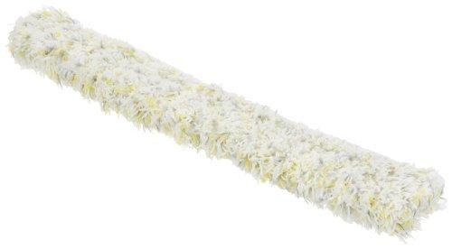 Leifheit Professional Einwascher Ersatzbezug 35 cm, mit spezieller Reinigungsfaser, Fensterreiniger mit Klettband, passend für Leifheit Professional Einwascher Art. Nr. 59110, Fensterwischerbezug