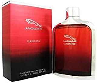 Jaguar classic red perfume 100ml for men