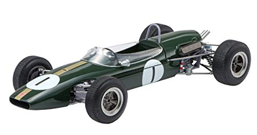 radiokontrol Ebbro Plastic Kit Brabham BT18 Honda F-2 1966 F2 Champion 1/20