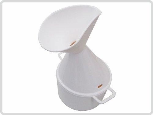 Inhalator für Gesichtssauna bei Erkältung - Heilpflanzenöl Dampfinhalator Inhalierhilfe