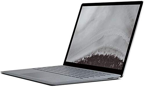 Microsoft Surface Laptop 2 (Intel Core i7, 8GB RAM, 256GB) - Platinum (Renewed)