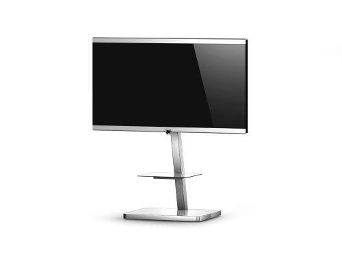Sonorous PL2710WHTSLV Meuble pour écran plat Blanc