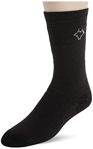 Fox River Wick Dry Tramper mittelschwere Outdoor-Socken, Dunkelanthrazit, Größe L