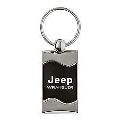 Jeep Wrangler Keychains Metal