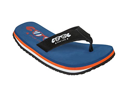 Cool shoe Herren Original Zehentrenner, Blau (Coral 00164), 45/46 EU
