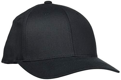 Flex fit Black L/XL Casquette Unisex-Adult