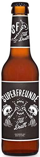 Superfreunde Old School Ale 0,33 Liter inkl. 0,08€ MEHRWEG Pfand
