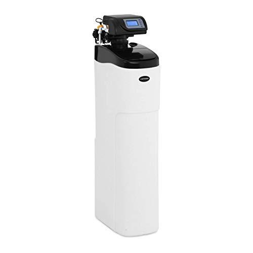 Uniprodo Addolcitore Acqua Decalcificatore per Acqua UNI_WATERSOFTENER_1500 (2-8 persone, 15 L, 1,6-2,9 m3 h)