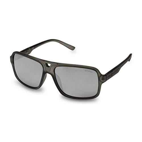 Guess Herren GF5022-5820C Sonnenbrille, Grau (Gris), 58.0