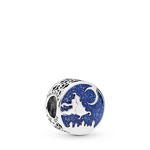 Pandora Women Silver Bead Charm 798039ENMX