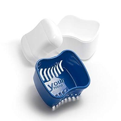 Retainer-Denture Bath-Dental Appliance Cleaning