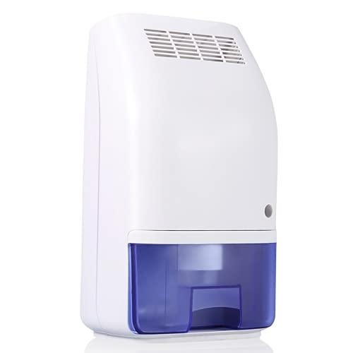 Deumidificatore, 700 ml Deumidificatore per Uso Domestico con sensore di umidità utilizzato per Mantenere un'umidità Adatta per casa, Cucina, Camera da Letto
