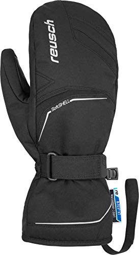 Reusch Primus R-TEX XT Mitten Handschuhe, Black, 7