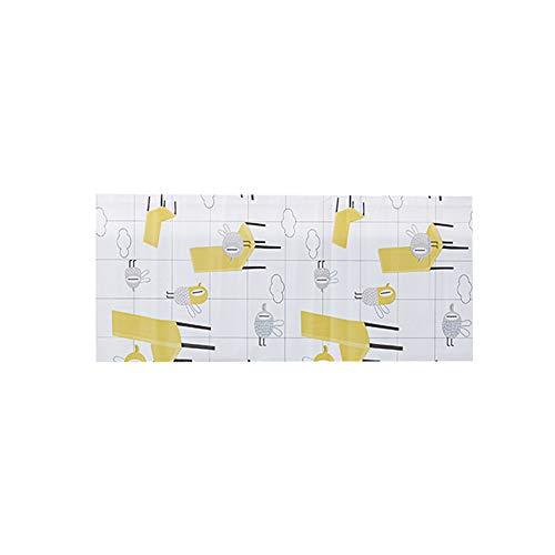 XdiseD9Xsmao stoel vogelpatroon PEVA waterdicht tafelkleed voor eettafel tafel meubels voor huis decoratie lunch kerstmis decoratie 150 * 180cm #2