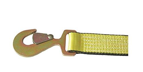Liftall TE61005 Ratchet Assay Tuff-Edge Stamp Snap Hook-Flat 2' X 27', 5' Height, 4.5' Width, 9.5' Length, 5.7' Depth