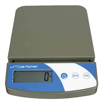 Cole-Parmer Symmetry Compact Portable 5000g Balance Limited price sale Challenge the lowest price of Japan Toploading