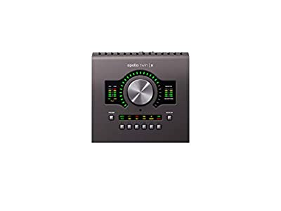 Universal Audio Apollo Twin X DUO Thunderbolt 3 Audio Interface, (APLTWXD) by Universal Audio