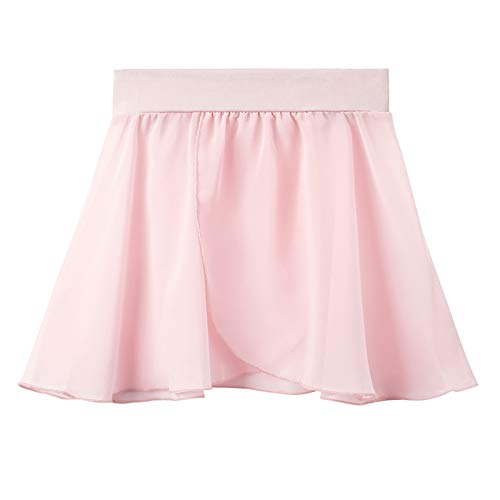 uideazone Ballet Camisole Leotard with Tutu Dress for Toddler Girls Gymnastic Ballet Dance Skirt 2-9 Years