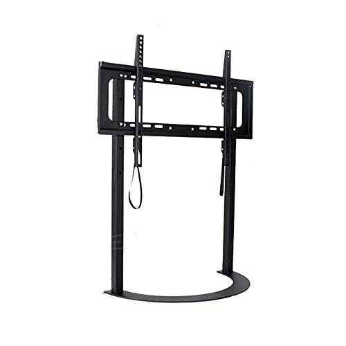 Universal de Altura Regulable Mueble de TV 37'-65' de Mesa para televisores Base Punch-Libre LCD de Pantalla Grande de TV Soporte de sobremesa,Puede Contener hasta 66 Libras