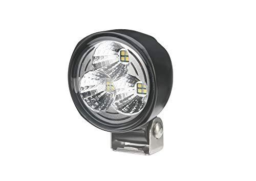 Hella 1G0 996 576-011 Arbeitsscheinwerfer - M70 3.2 - LED - 12V/24V - 1800lm - Bügelbefestigung - stehend - weitreichende Ausleuchtung - Deutsch